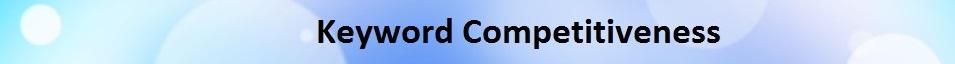 keyword compet